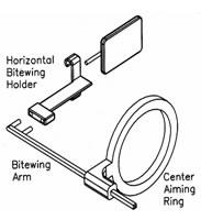 Horizontal Bitewing Holder Size 2 (B1072003)